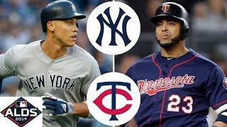 New York Yankees vs. Minnesota Twins Highlights | ALDS Game 3 (2019)