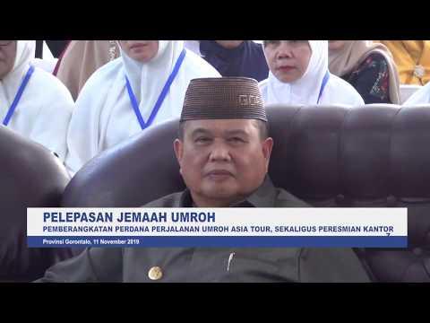Wagub Umroh Perdana Asia Tour
