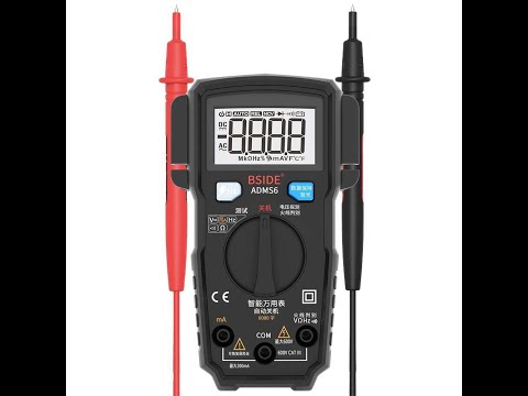 Best Multimeters For Electronics In 2019 Top 3 Good