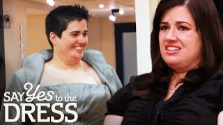 Bridesmaid Wants to Wear a Pantsuit | Say Yes To The Dress Bridesmaids