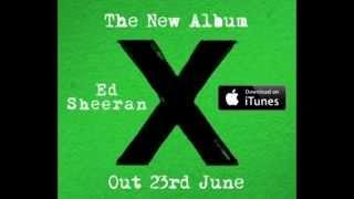 Ed Sheeran - Take It Back (Official Audio) with Lyrics