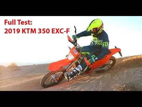 2019 KTM 350 EXC F Full Test