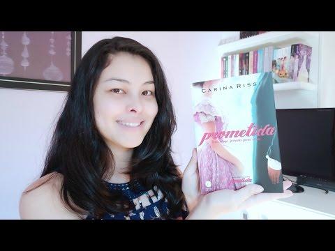 Prometida - Carina Rissi (Perdida #4) | Resenha