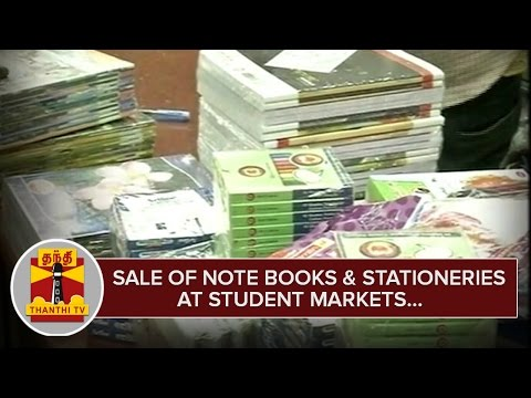 Sale-of-Note-Books-and-Stationeries-at-Student-Markets-Ahead-of-School-Reopening