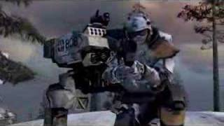 Battlefield 2142 video