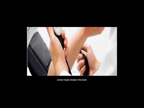 La pression sanguine dans linfarctus du myocarde