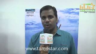 Bharathi at Manidha Kadhal Alla Movie Team Interview