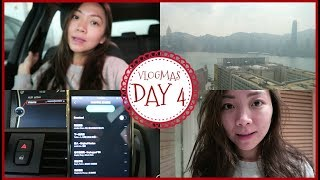 My fav spotify playlist & Chinese doctor | VLOGMAS DAY 4