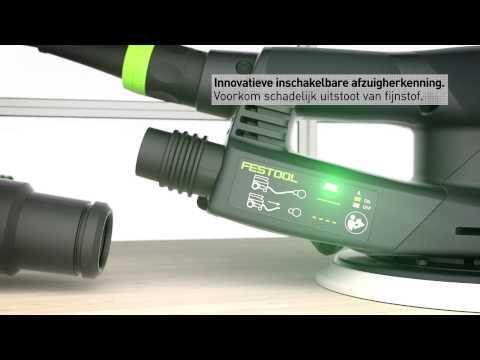 Festool ETS 150/3 EQ-Plus excentrische schuurmachine