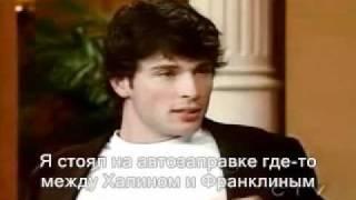 Tom Welling On Regis And Kelly (RUS)
