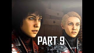 Wolfenstein Youngblood Walkthrough Part 9 - (Let's Play Commentary)
