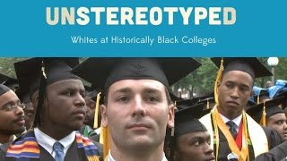 I'm a white student at a historically black college