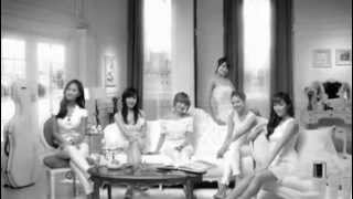 Girls' generation (GG) (소녀시대) (少女時代) - Let it rain