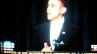 Obama Calls Navy  Medic Corpse Man Instead Of 9 Corpsman.