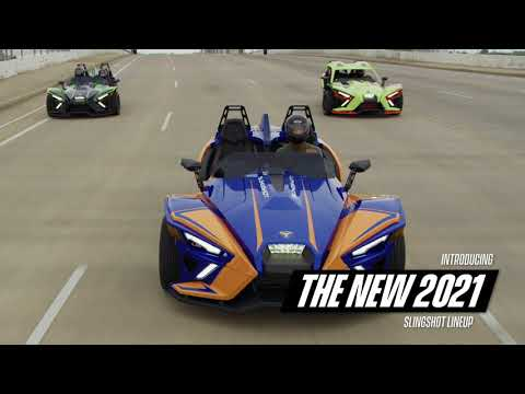 2021 Slingshot Slingshot R AutoDrive in Chesapeake, Virginia - Video 1