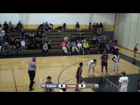 Men's Basketball vs. Friends 1/5/17