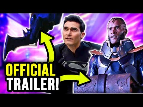This Looks AWESOME! Elseworlds Crossover OFFICIAL Trailer Breakdown!