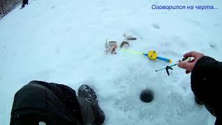 Зимняя рыбалка в березово кемерово