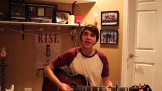 What About Now (Acoustic) - Daughtry // Cover by Nick Hanson