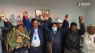 Bolivia/alegeri: Candidatul socialist Luis Arce învinge direct din primul tur (exit-poll)