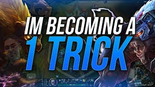 BECOMING A 1 TRICK VOLIBEAR? | DYRUS