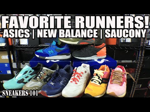 Sneakers 101: Best Runner To Start With? (Saucony, Asics, New Balance) Retro Runners