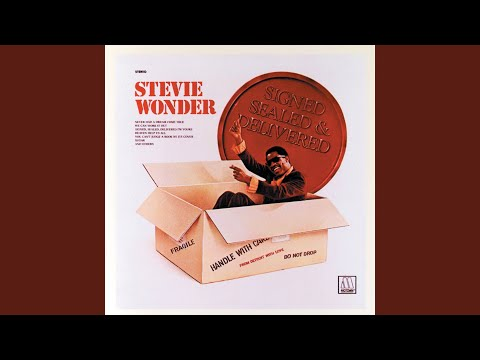 We Can Work It Out · Stevie Wonder
