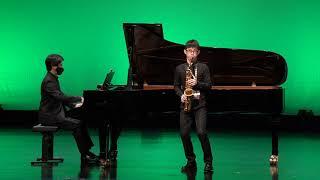 Chun Hao Chao plays Chant du Ménestrel opus 71 by Alexander GLAZUNOV