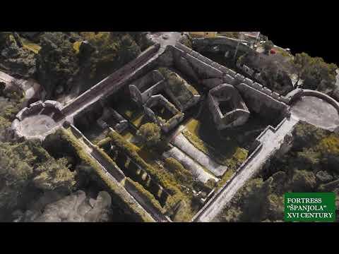 Novi izgled tvrđave Španjola u Herceg Novom