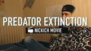 Эффект исчезновение Хищника /The effect Predator Extinction - Vegas Pro