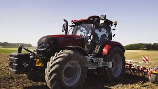 Case IH ActiveDrive 8 Getriebe
