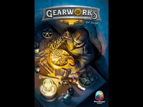Bower's Game Corner: Gearworks Review
