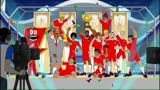 Supa Strikas   Season 5 Episode 65   Fastest Gloves In The West   Kids Cartoon