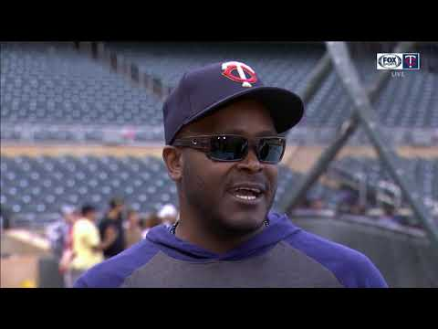 Twins hitting coach James Rowson: Goal is to be your best self