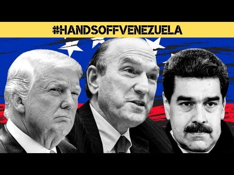 Venezuela: How We Learned to Stop Worrying and Trust the Neocons