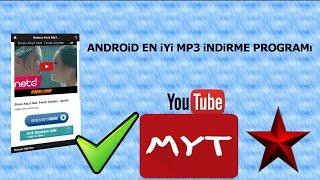 ANDROİD Telefonlarda Bedava Müzik İndirme Programı !
