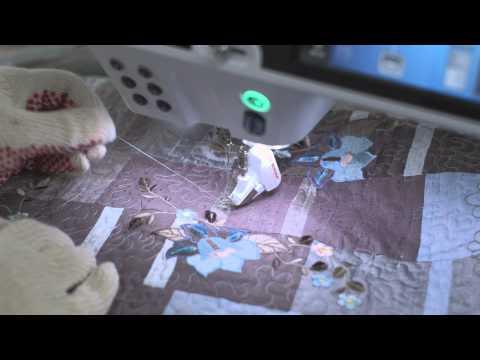BERNINA 880 PLUS how to sew with the BERNINA Stitch Regulator