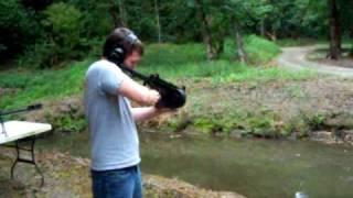 MP5 100 rounds full auto