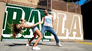 BAILA BAILA BAILA By Ozuna (English Version) | Armen Way & Anastasiia Zhuchenko Choreography