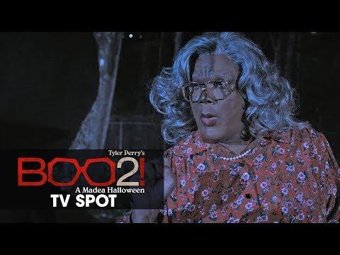 New TV Spot for Boo 2! A Madea Halloween