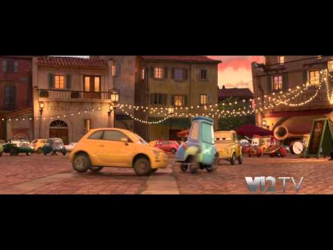 Pixar: Cars 2 - V12 TV (DVD/Blu-Ray Promo) (HD 1080p)