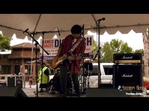 Voodoo Child (Live @ Village Street Fair 2014)