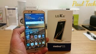LG K10 Review after 1 week as my daily smartphone