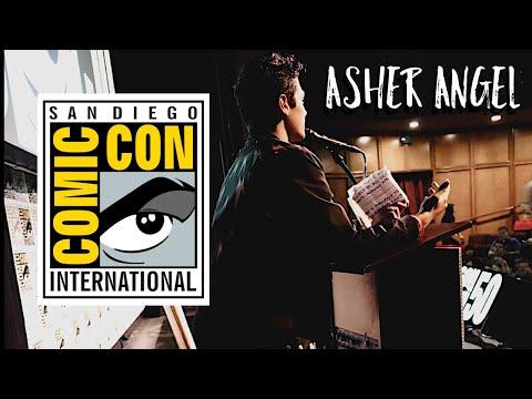 Asher Angel - San Diego Comic Con (SDCC) 2019