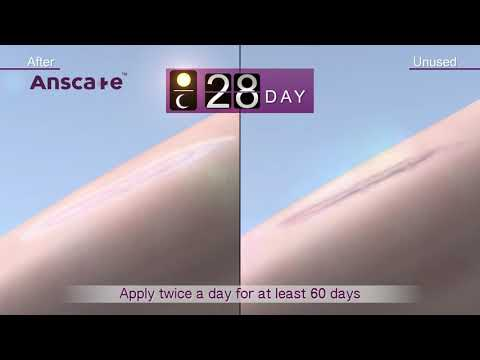 AnsCare Scar Reduction Silicone Gel C+