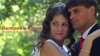Свадебная видеосъёмка,  видеограф на свадьбу в Омске от компании Видеосъёмка свадеб в Омске. - видео 1