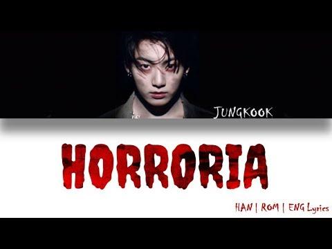 Jungkook - Horroria (Euphoria Remix by Ryuseralover) Han|Rom|Eng Lyrics