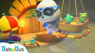 ★NEW★奇妙救援隊出動!拯救被困的青蛙一家 | 兒歌 | 童謠 | 熱門人氣動畫 | 卡通 | 寶寶巴士 | 奇奇 | 妙妙