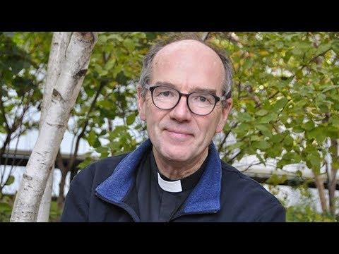 Portrait de Mgr Philippe Christory, nouvel évêque de Chartres