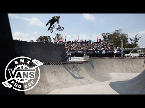 2019 Vans BMX Pro Cup Series Mexico Highlights | BMX Pro Cup | VANS